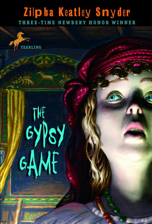 The Gypsy Game By Snyder, Zilpha Keatley